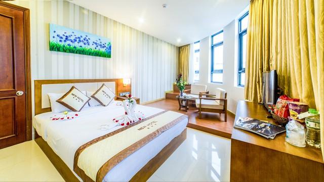 New Boutique Hotel 3* Đà Nẵng - Tầm nhìn hướng biển, 3 phút tản bộ đến biển - 3