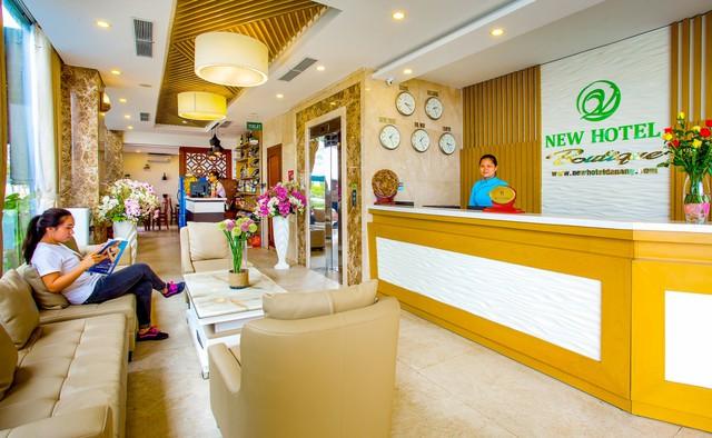 New Boutique Hotel 3* Đà Nẵng - Tầm nhìn hướng biển, 3 phút tản bộ đến biển - 1