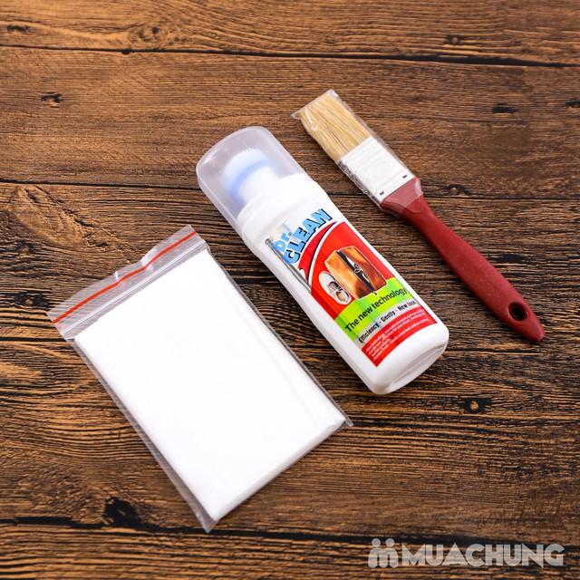 Đánh bóng Dr.Clean-Chuyên gia làm sạch giày, đồ da - 9