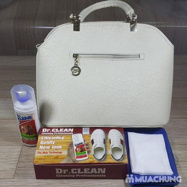 Đánh bóng Dr.Clean-Chuyên gia làm sạch giày, đồ da - 1