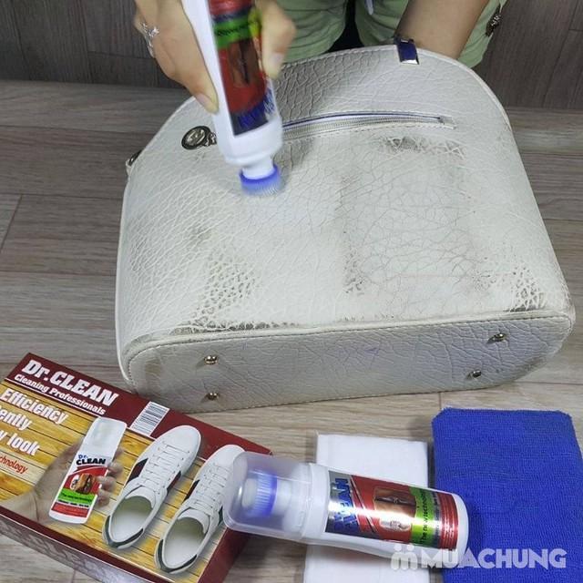 Đánh bóng Dr.Clean-Chuyên gia làm sạch giày, đồ da - 7