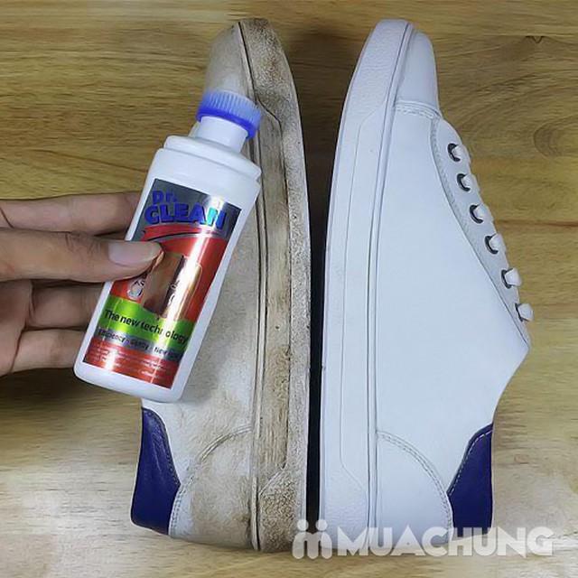 Đánh bóng Dr.Clean-Chuyên gia làm sạch giày, đồ da - 8