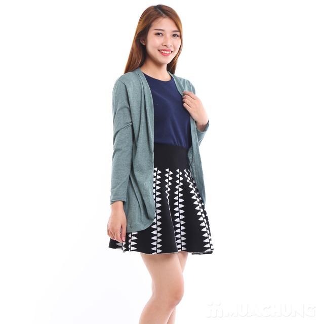Áo cardigan cotton cho bạn gái - 7
