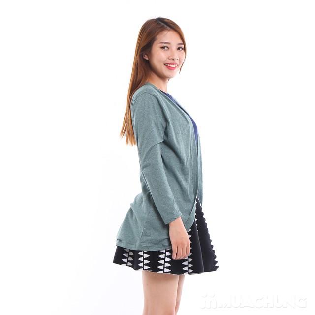 Áo cardigan cotton cho bạn gái - 8