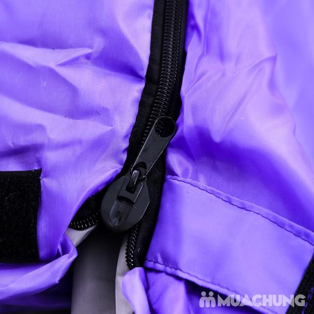Túi ngủ văn phòng, du lịch chần bông- Kèm túi đựng - 3