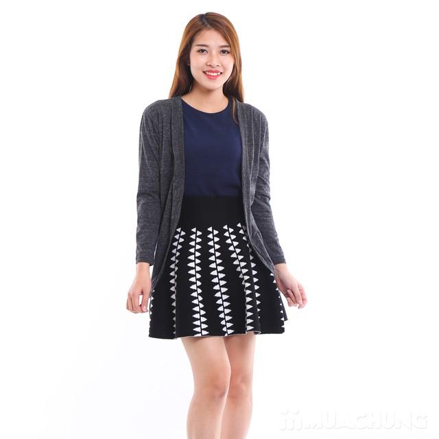 Áo cardigan cotton cho bạn gái - 11