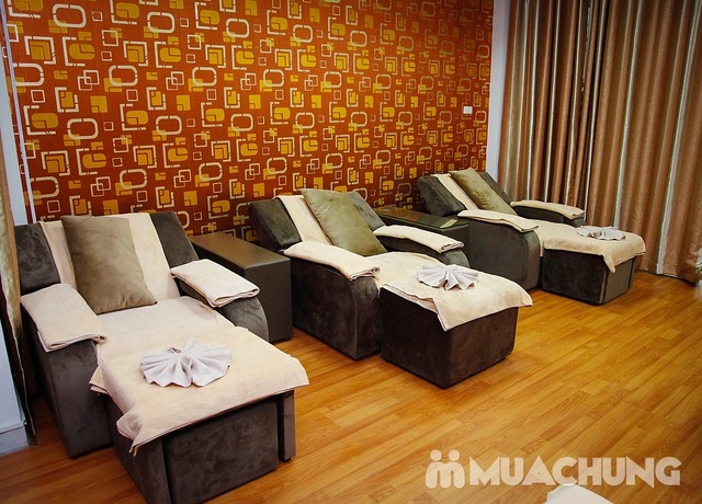 90' massage body & foot massage tinh dầu thảo dược Hồng Anh Foot Massage - 10