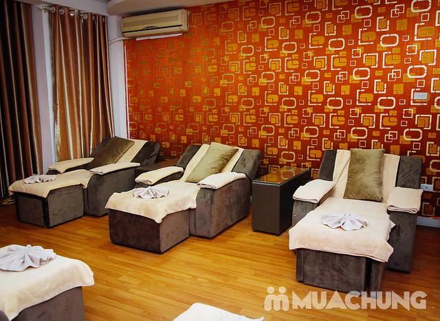 90' massage body & foot massage tinh dầu thảo dược Hồng Anh Foot Massage - 7