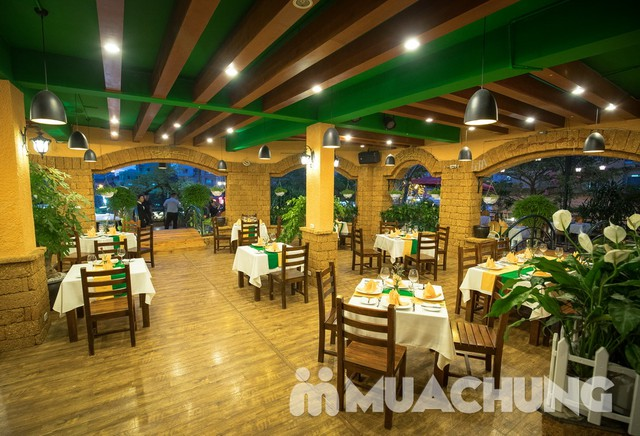 Buffet thịt nướng đẳng cấp tại Vườn nướng Brazil   - 27
