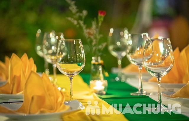 Buffet thịt nướng đẳng cấp tại Vườn nướng Brazil   - 30