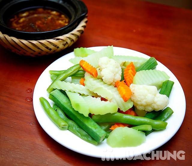 Set lẩu gà lá giang 4 người - Ẩm thực phương Nam Nhà hàng Cô Hai - 4