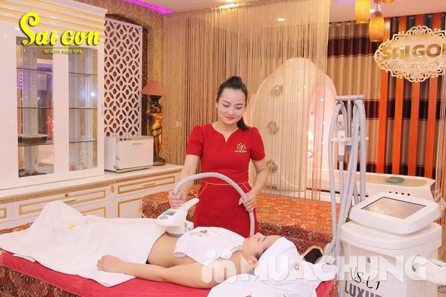 Phun tán bột đẹp tự nhiên - Công nghệ Hàn Quốc Sài Gòn Beauty & Spa - 11