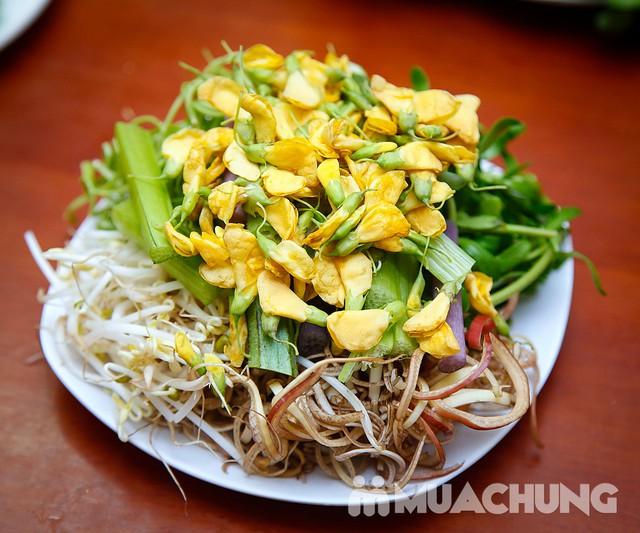 Set lẩu gà lá giang 4 người - Ẩm thực phương Nam Nhà hàng Cô Hai - 2