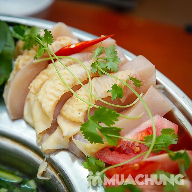 Set lẩu gà lá giang 4 người - Ẩm thực phương Nam Nhà hàng Cô Hai - 11