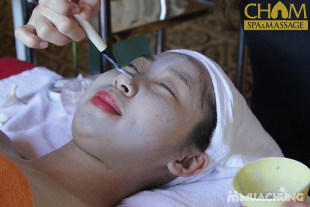 Chăm sóc da mặt cơ bản tại Cham spa & Massage - 14
