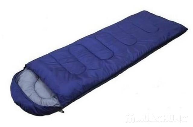 Túi ngủ văn phòng, du lịch chần bông- Kèm túi đựng - 2