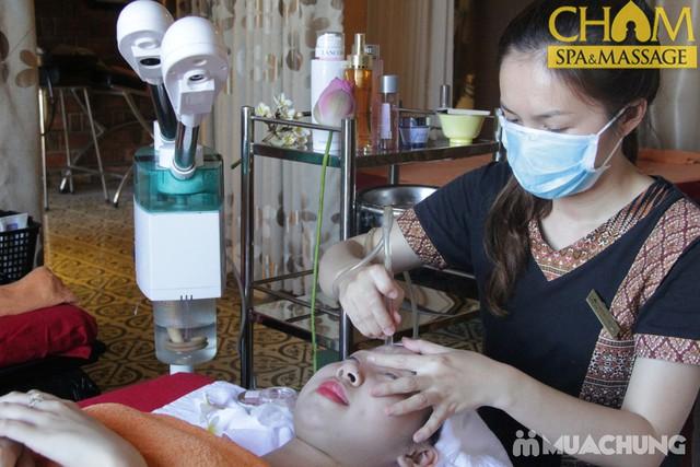 Chăm sóc da mặt cơ bản tại Cham spa & Massage - 10