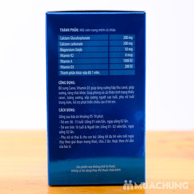 Viên uống tăng chiều cao Calbones hộp 60 viên - 8
