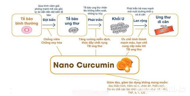 Nano Rocori giảm tác dụng phụ hóa trị - HV Quân Y - 2