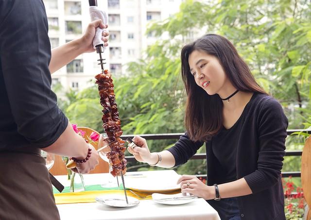 Buffet thịt nướng đẳng cấp tại Vườn nướng Brazil - 1