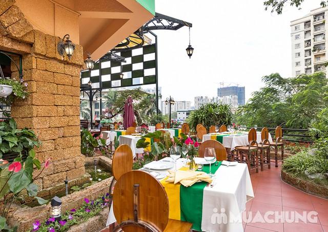Buffet thịt nướng đẳng cấp tại Vườn nướng Brazil - 15