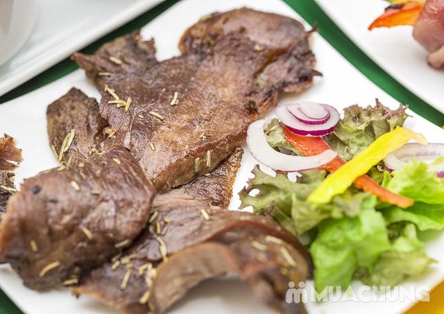 Buffet thịt nướng đẳng cấp tại Vườn nướng Brazil - 8