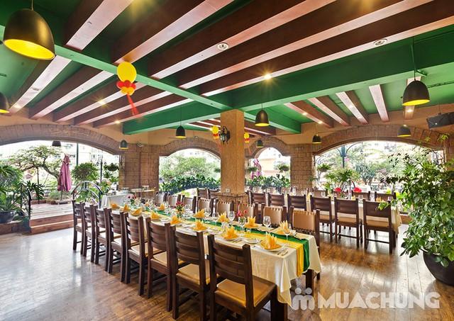 Buffet thịt nướng đẳng cấp tại Vườn nướng Brazil - 16