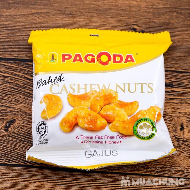 5 gói hạt điều sấy vị mật ong Pagoda - NK Malaysia - 6