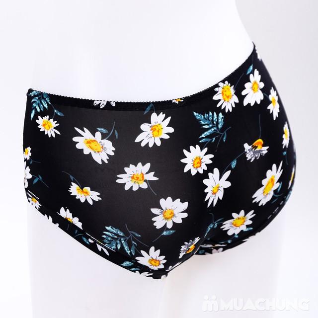 Combo 5 quần lót đúc hoa - hàng Việt Nam - 7