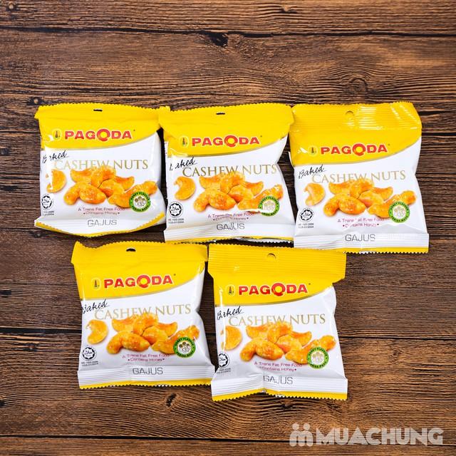 5 gói hạt điều sấy vị mật ong Pagoda - NK Malaysia - 5