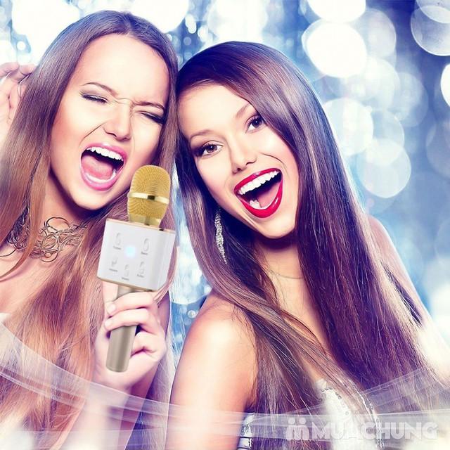 mic karaoke q7 - 8