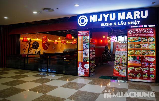 Buffet lẩu Nhật Bản - NH Nijyu Maru tại Royal City - 1