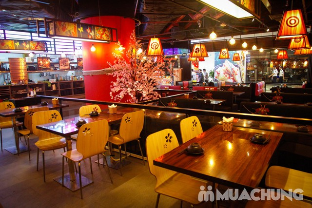 Buffet lẩu Nhật Bản - NH Nijyu Maru tại Royal City - 3