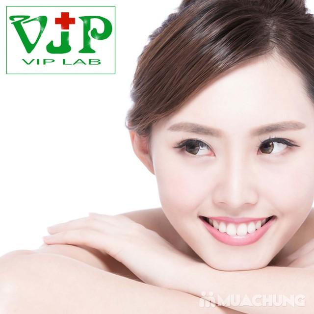 Hàn răng sâu CN cao - Răng khỏe đẹp Tự Tin Đón Tết Nha khoa Quốc tế VipLab - 4