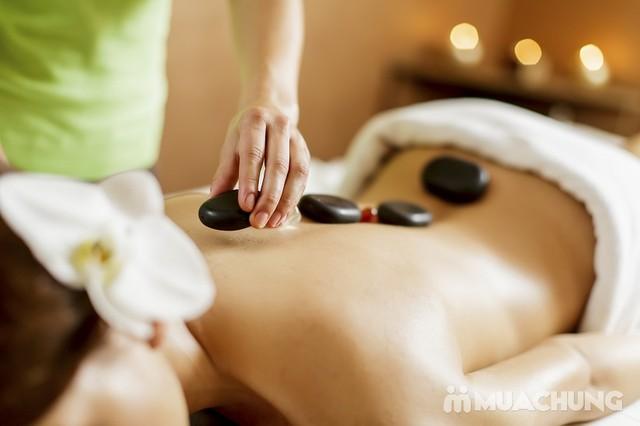 Massage đá nóng Nhật - Thái, tẩy da chết, dưỡng ẩm Spa Thảo - 7