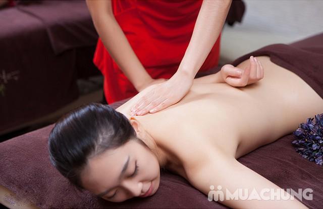 Massage đá nóng Nhật - Thái, tẩy da chết, dưỡng ẩm Spa Thảo - 6