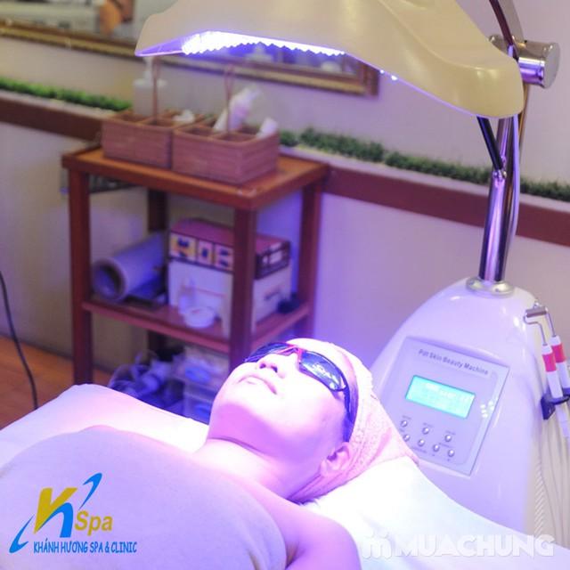 Thay da mới căng bóng và trẻ hóa thần kỳ Mask Peel Khánh Hương Spa & Clinic - 10