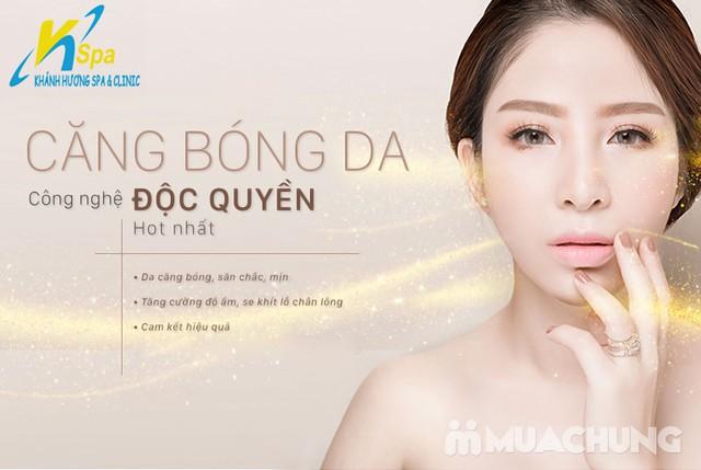 Thay da mới căng bóng và trẻ hóa thần kỳ Mask Peel Khánh Hương Spa & Clinic - 5