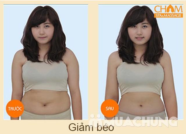 Giảm béo bụng tại Cham spa & Massage - 14