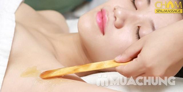 Triệt lông 2 nách bằng công nghệ Diode laser tại Cham spa & Massage - 12