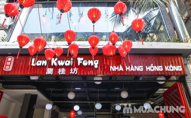 Buffet lẩu Hồng Kông 6 loại nước NH LanKwaiFong - 34