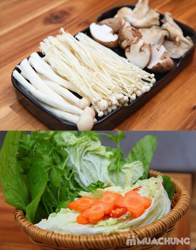 Buffet lẩu Hồng Kông 6 loại nước NH LanKwaiFong - 27