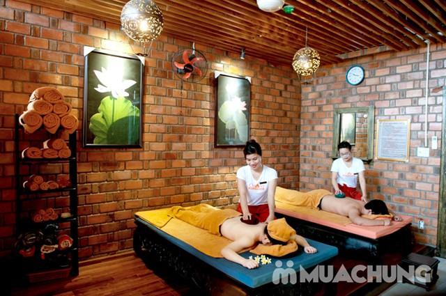 Tắm trắng lồng hấp nhiệt tại Cham spa & Massage - 5