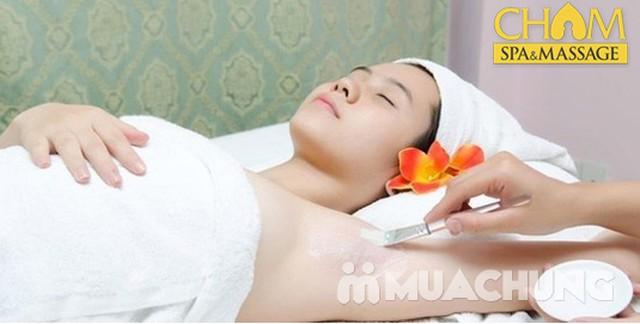Triệt lông 2 nách bằng công nghệ Diode laser tại Cham spa & Massage - 13
