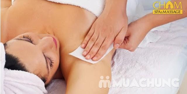 Triệt lông 2 nách bằng công nghệ Diode laser tại Cham spa & Massage - 11