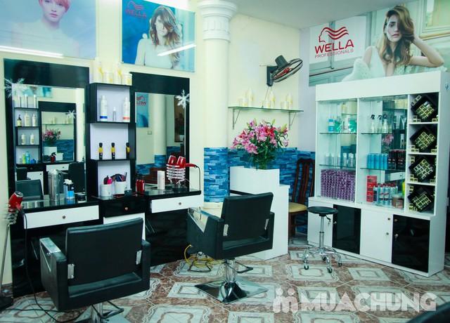 Nhuộm tóc đẹp tặng hấp đón Noel & năm mới  Nhung Hair Salon & Spa - 2