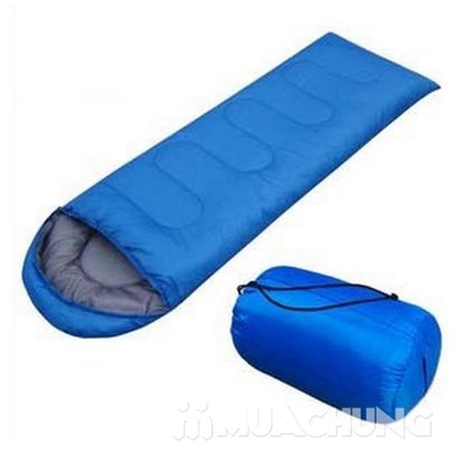 Túi ngủ văn phòng, du lịch tiện lợi - 4