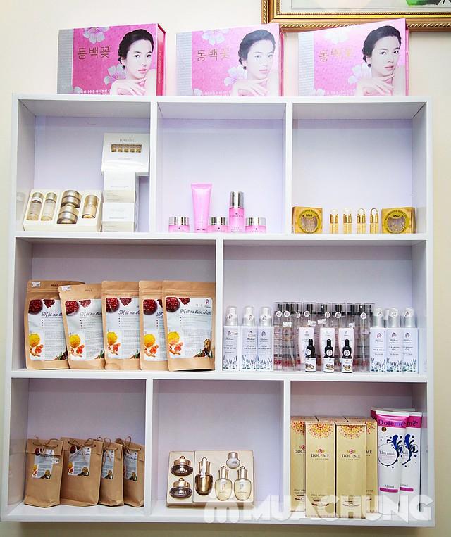 Massage, ấn huyệt toàn thân tinh dầu thiên nhiên Nhung Hair Salon & Spa - 10