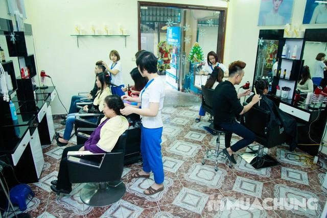 Nhuộm tóc đẹp tặng hấp đón Noel & năm mới  Nhung Hair Salon & Spa - 3