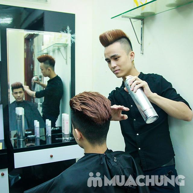Nhuộm tóc đẹp tặng hấp đón Noel & năm mới  Nhung Hair Salon & Spa - 8